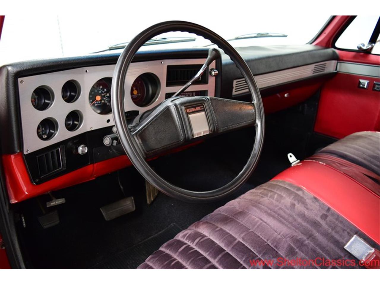 Large Picture of '85 Sierra Offered by Shelton Classics & Performance - PKKB