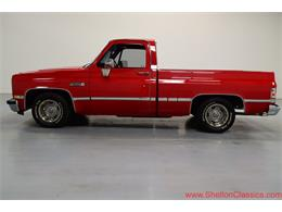 Picture of 1985 GMC Sierra located in Mooresville North Carolina - $17,995.00 Offered by Shelton Classics & Performance - PKKB