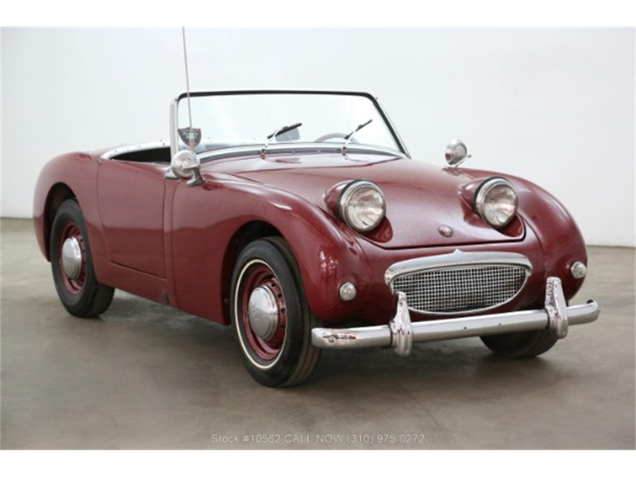 Large Picture of '60 Austin-Healey Bugeye Sprite - $9,750.00 - PKL4