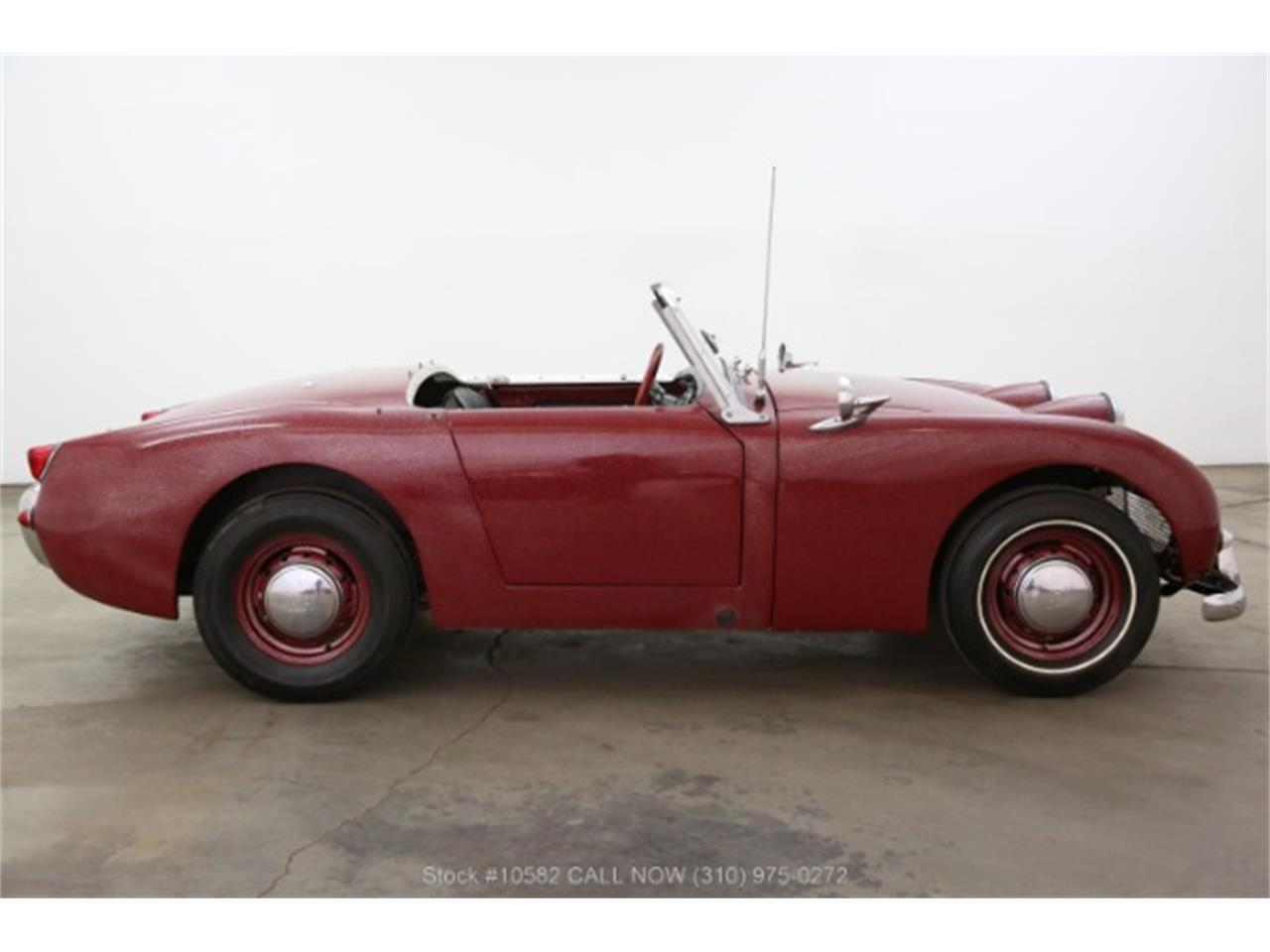 Large Picture of 1960 Austin-Healey Bugeye Sprite located in California - $9,750.00 Offered by Beverly Hills Car Club - PKL4