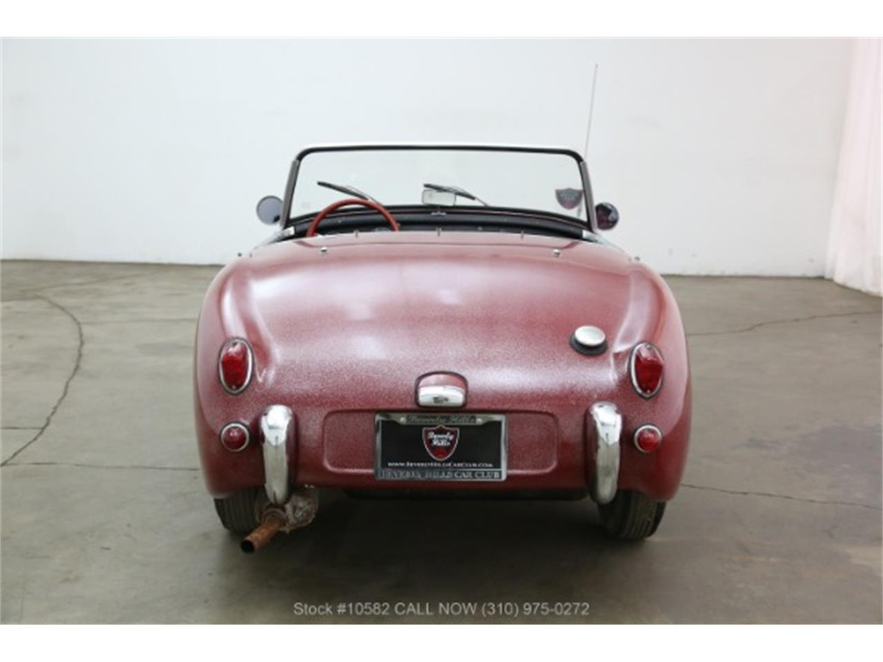 Large Picture of Classic 1960 Bugeye Sprite - $9,750.00 Offered by Beverly Hills Car Club - PKL4