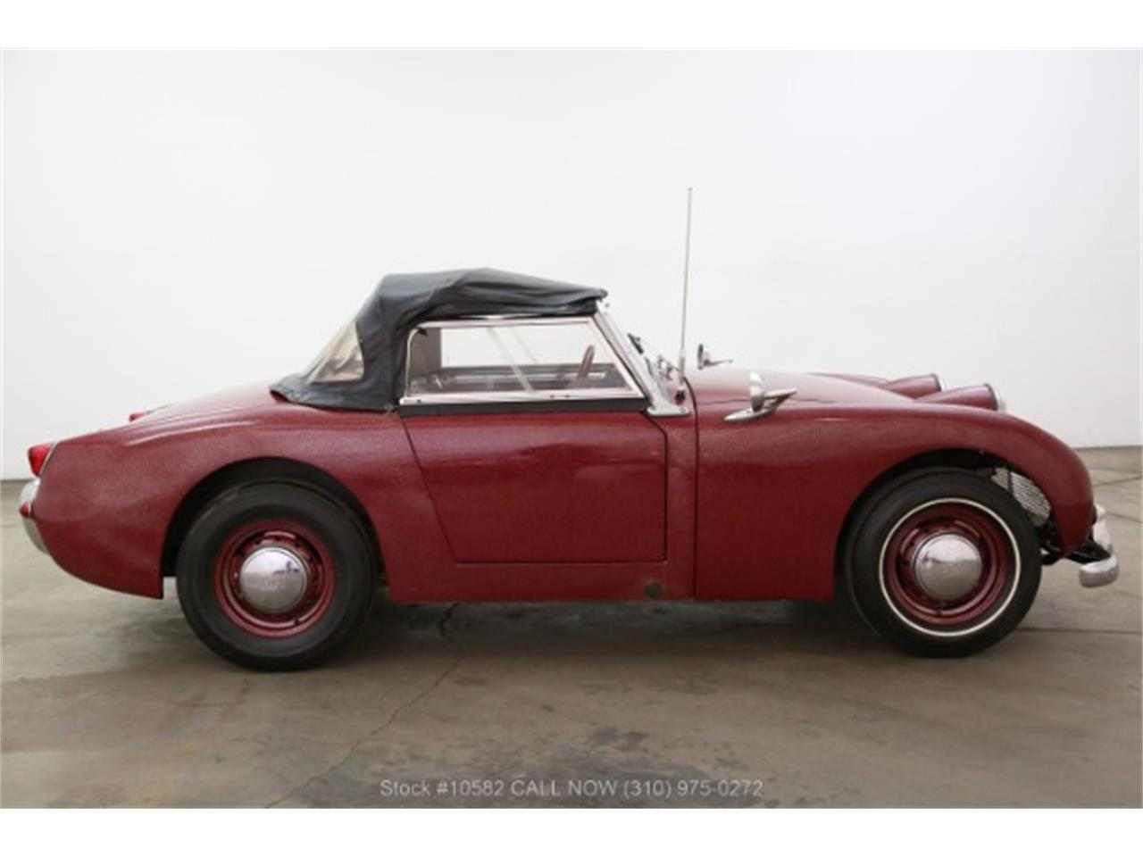 Large Picture of '60 Bugeye Sprite located in Beverly Hills California - $9,750.00 Offered by Beverly Hills Car Club - PKL4