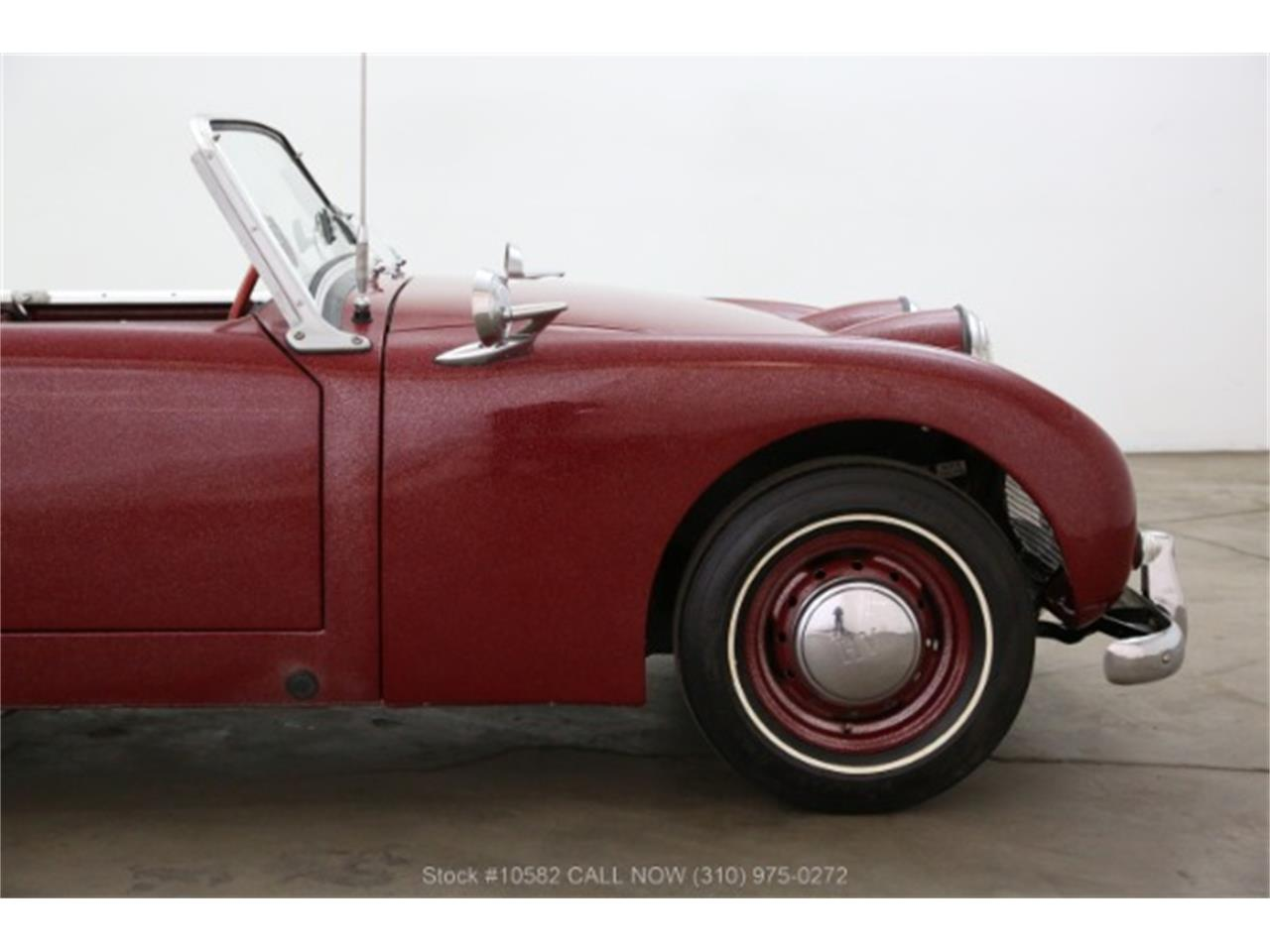 Large Picture of '60 Austin-Healey Bugeye Sprite - $9,750.00 Offered by Beverly Hills Car Club - PKL4