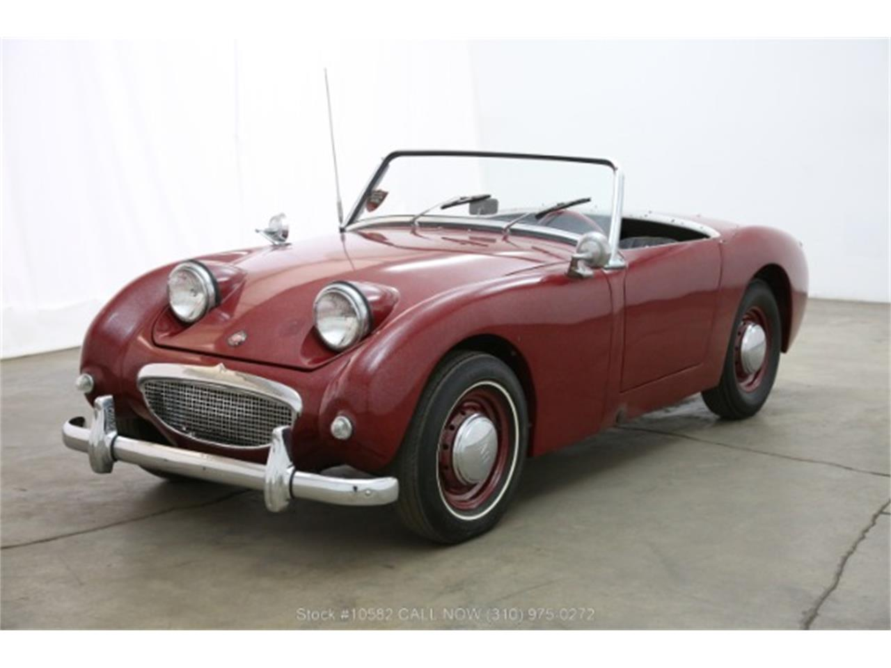 Large Picture of Classic 1960 Bugeye Sprite - $9,750.00 - PKL4