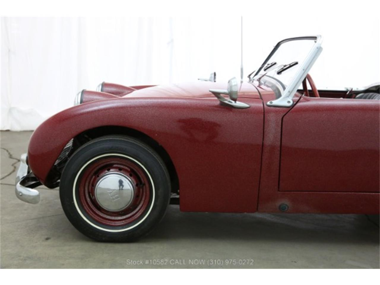 Large Picture of Classic '60 Austin-Healey Bugeye Sprite located in Beverly Hills California Offered by Beverly Hills Car Club - PKL4