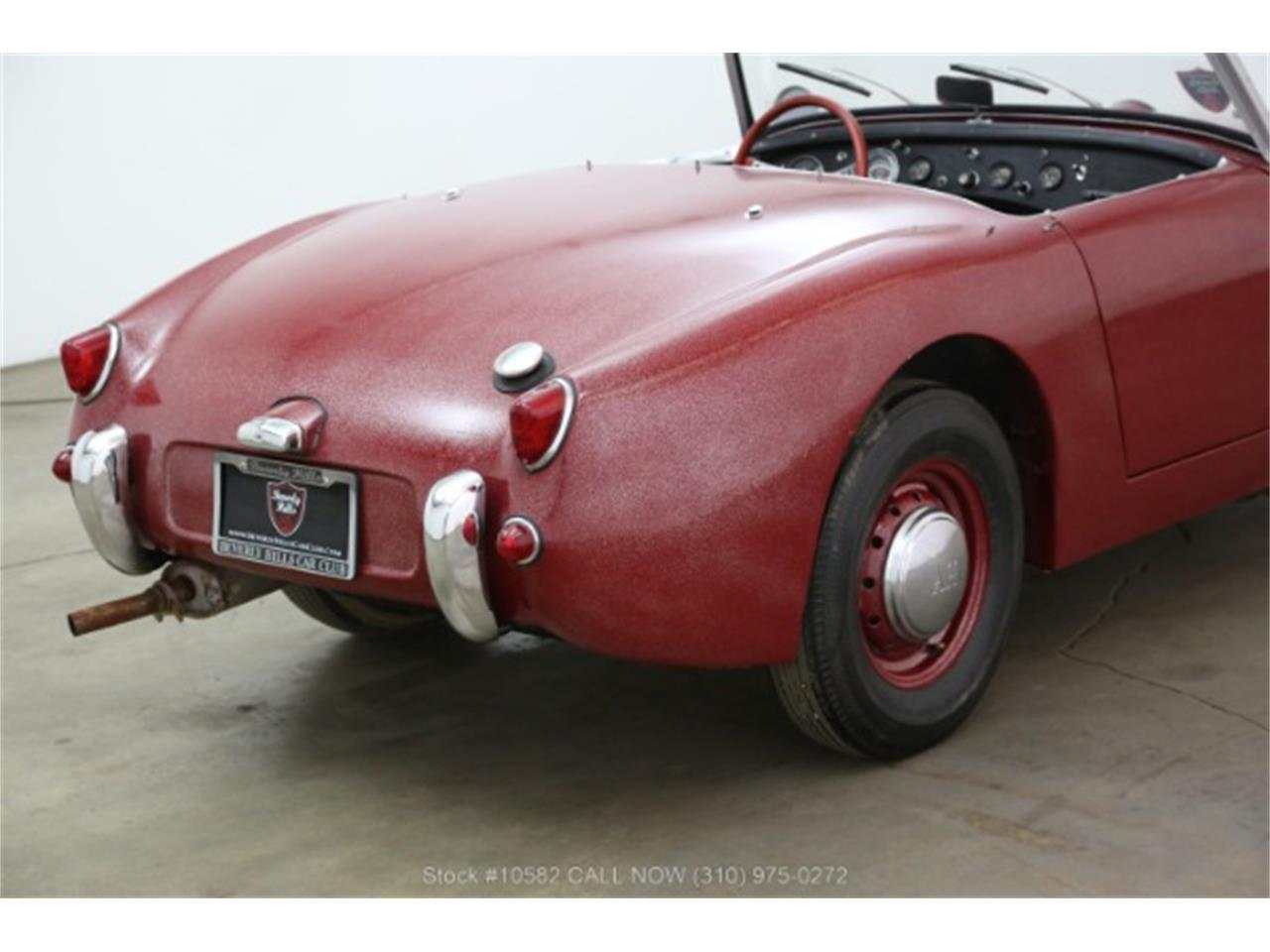 Large Picture of '60 Bugeye Sprite Offered by Beverly Hills Car Club - PKL4