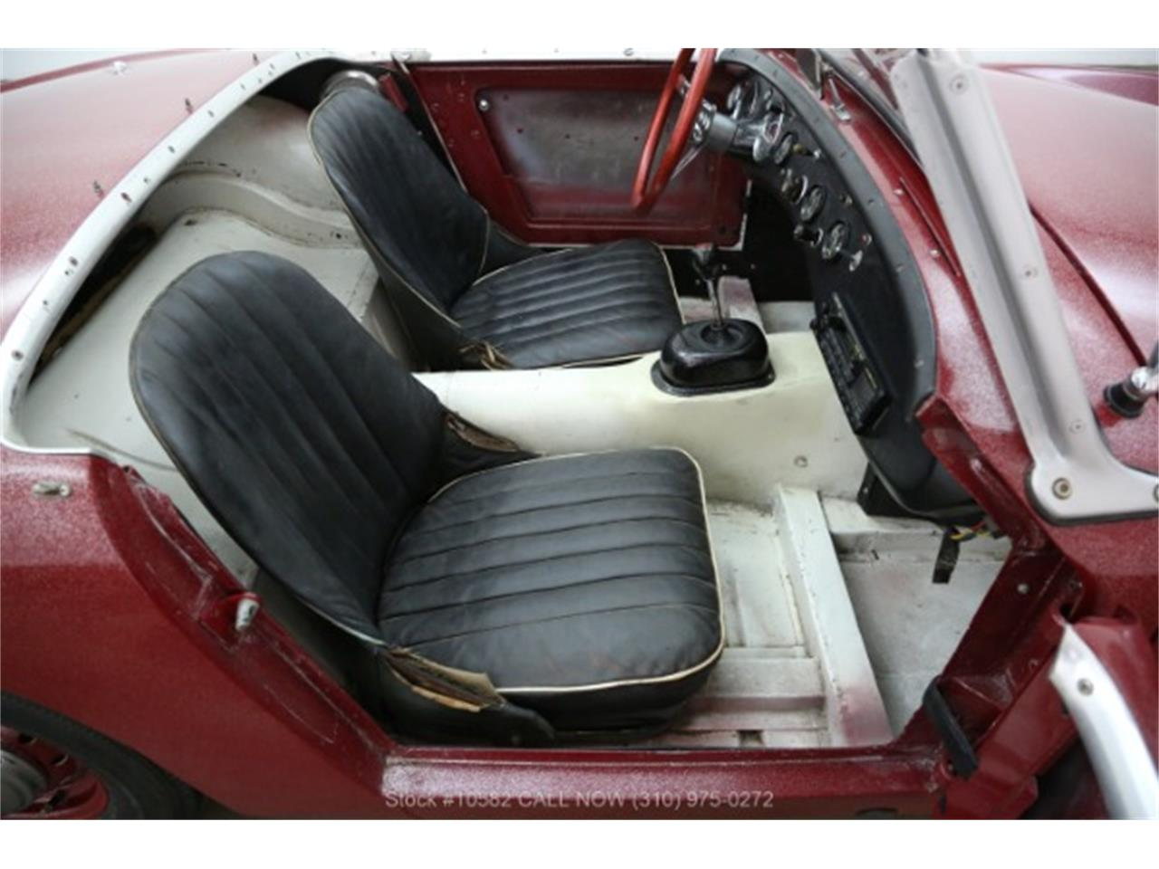 Large Picture of Classic '60 Bugeye Sprite - PKL4