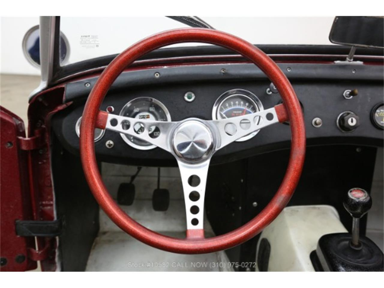 Large Picture of '60 Austin-Healey Bugeye Sprite located in Beverly Hills California - $9,750.00 Offered by Beverly Hills Car Club - PKL4