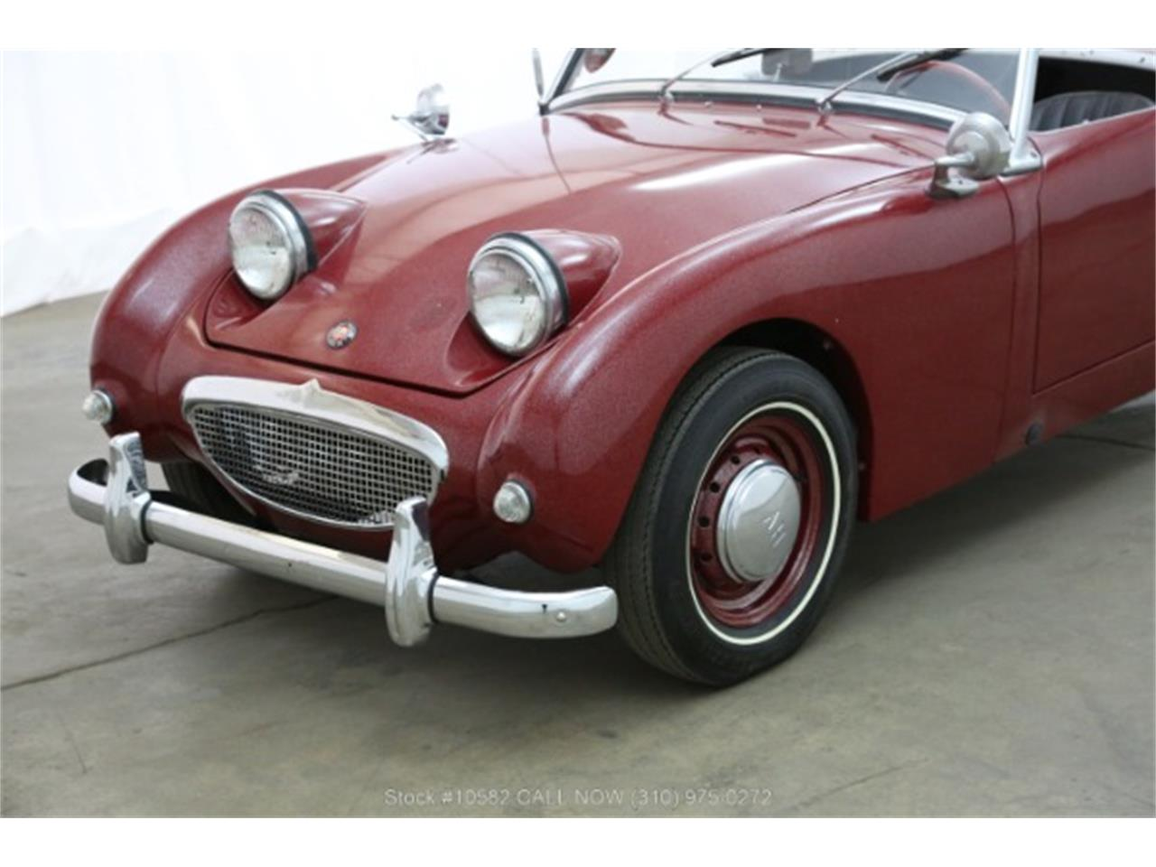 Large Picture of '60 Bugeye Sprite - $9,750.00 Offered by Beverly Hills Car Club - PKL4