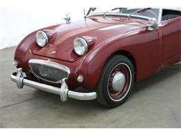 Picture of Classic '60 Austin-Healey Bugeye Sprite located in Beverly Hills California - $9,750.00 Offered by Beverly Hills Car Club - PKL4