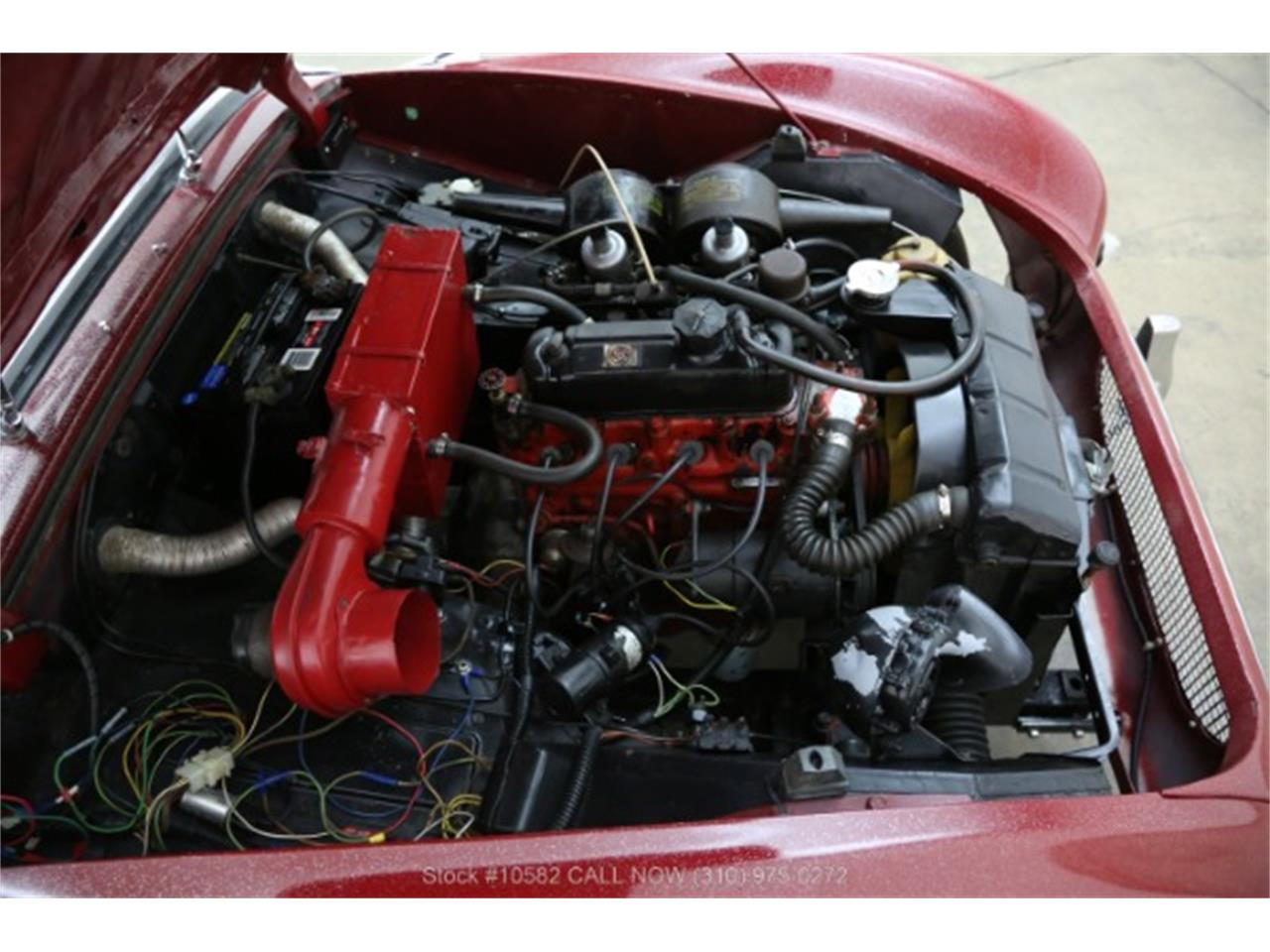 Large Picture of 1960 Austin-Healey Bugeye Sprite located in Beverly Hills California - $9,750.00 Offered by Beverly Hills Car Club - PKL4