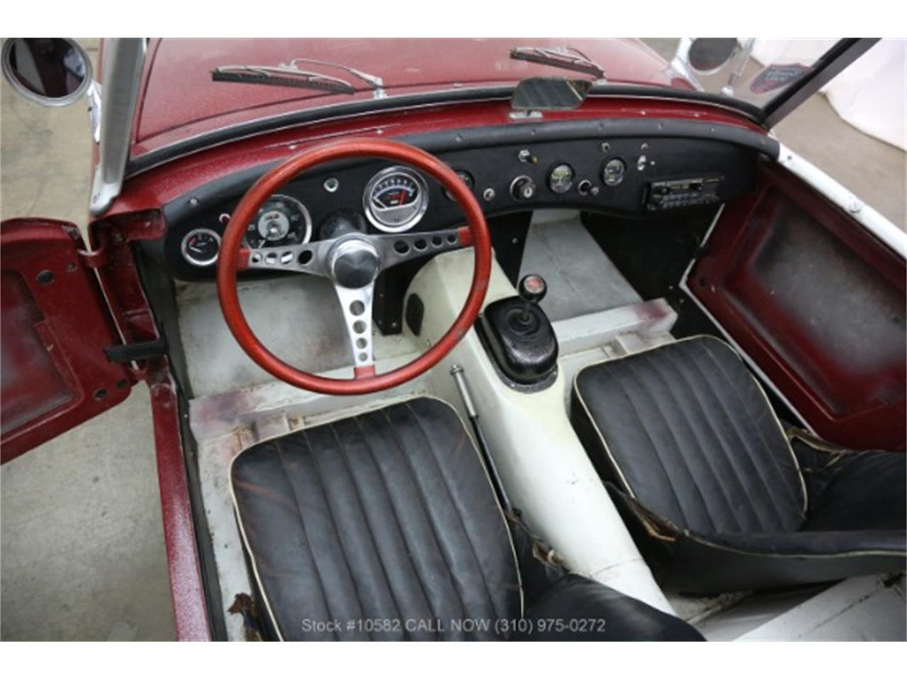 Large Picture of Classic 1960 Austin-Healey Bugeye Sprite located in California Offered by Beverly Hills Car Club - PKL4