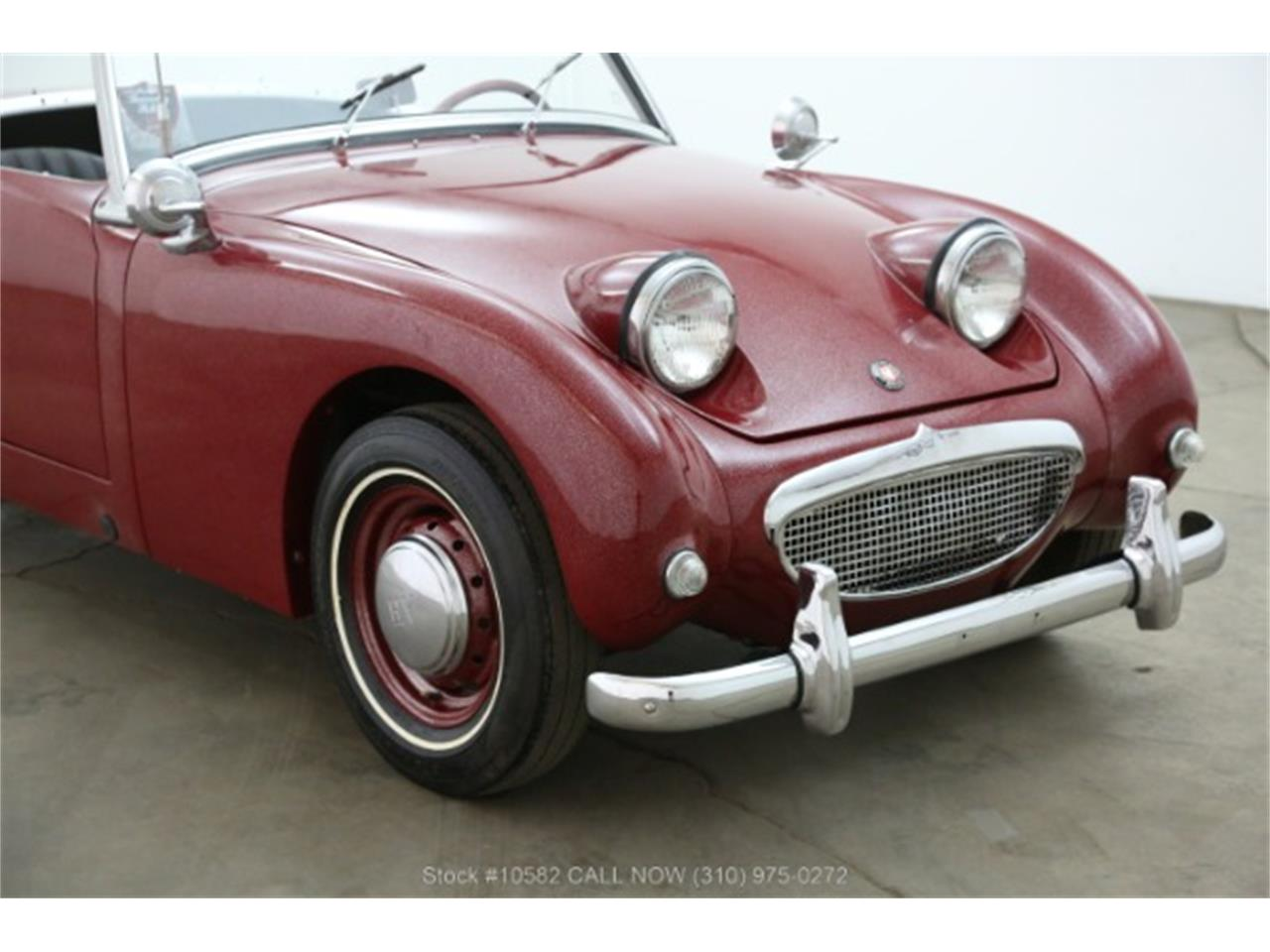 Large Picture of Classic 1960 Bugeye Sprite located in California - $9,750.00 - PKL4