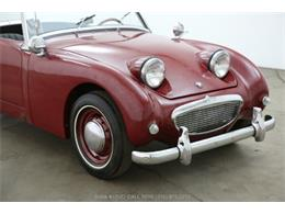 Picture of Classic 1960 Bugeye Sprite located in Beverly Hills California Offered by Beverly Hills Car Club - PKL4