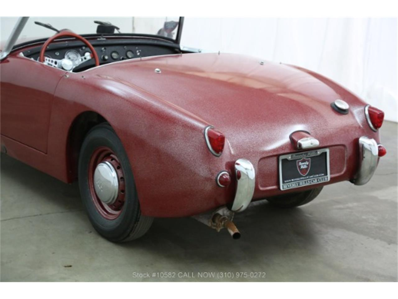 Large Picture of Classic '60 Bugeye Sprite - $9,750.00 Offered by Beverly Hills Car Club - PKL4