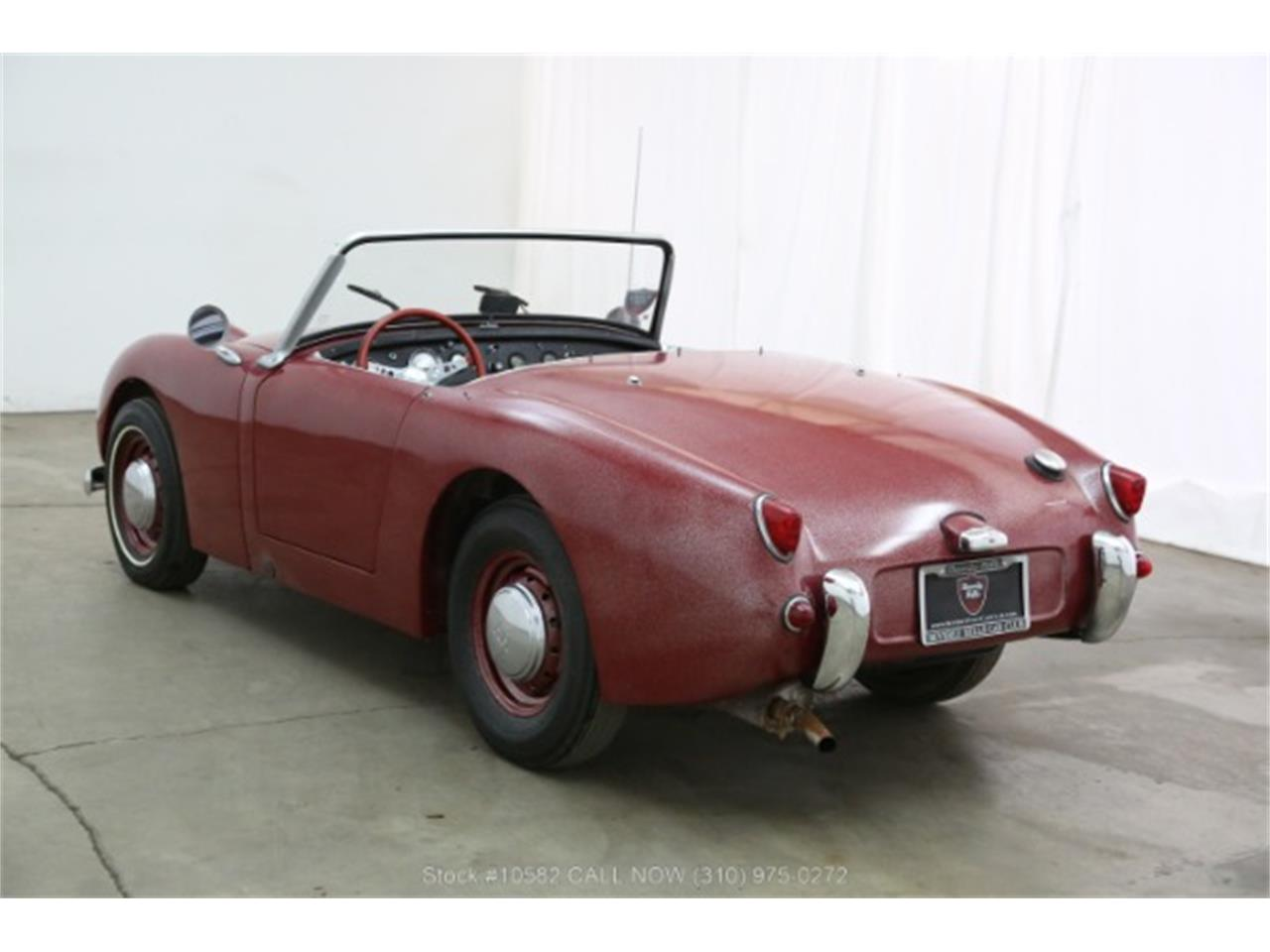 Large Picture of 1960 Austin-Healey Bugeye Sprite located in Beverly Hills California - $9,750.00 - PKL4