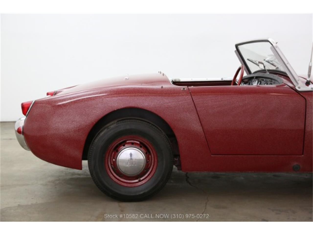 Large Picture of '60 Austin-Healey Bugeye Sprite located in California - PKL4