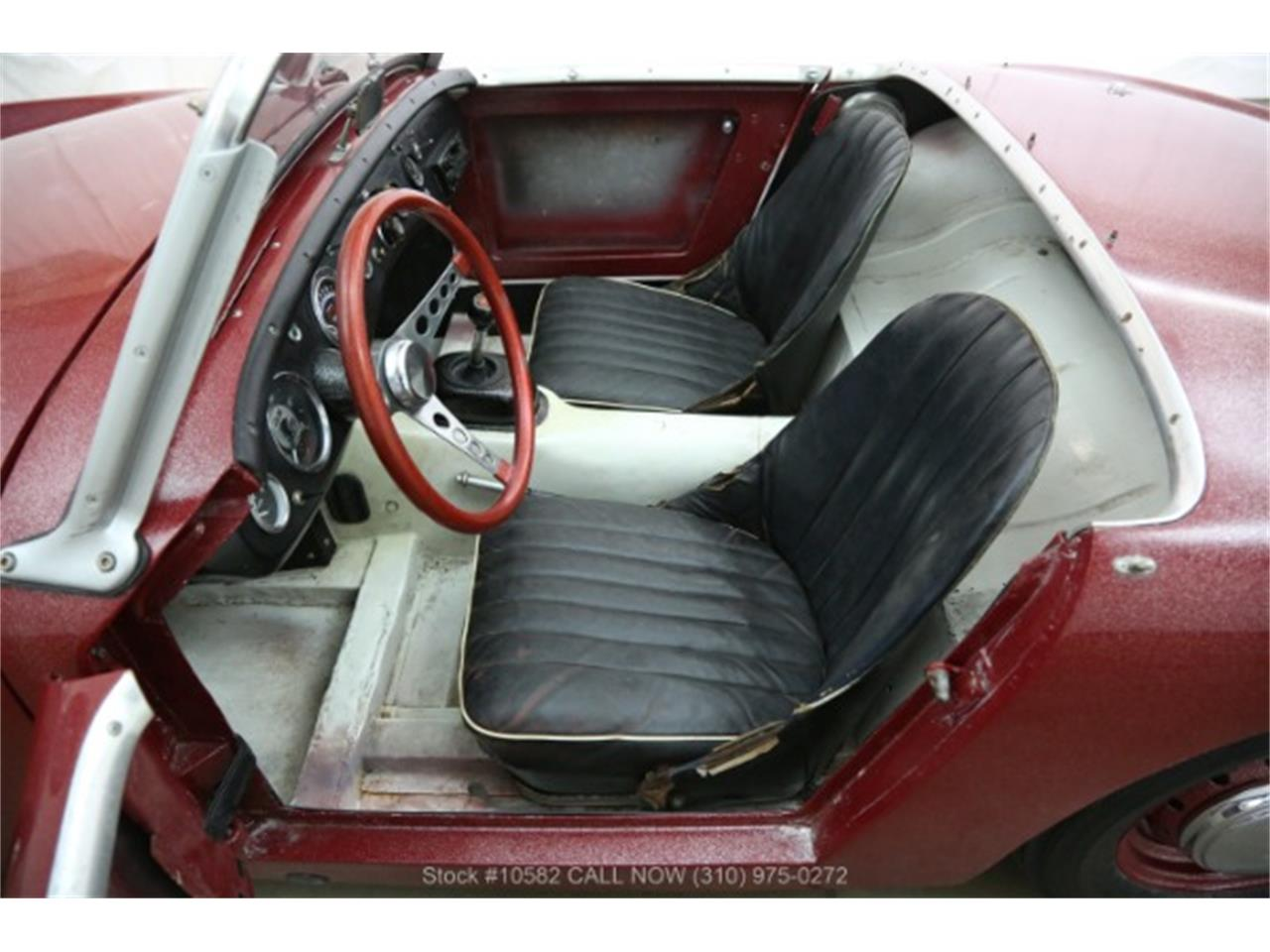 Large Picture of Classic 1960 Bugeye Sprite located in Beverly Hills California Offered by Beverly Hills Car Club - PKL4