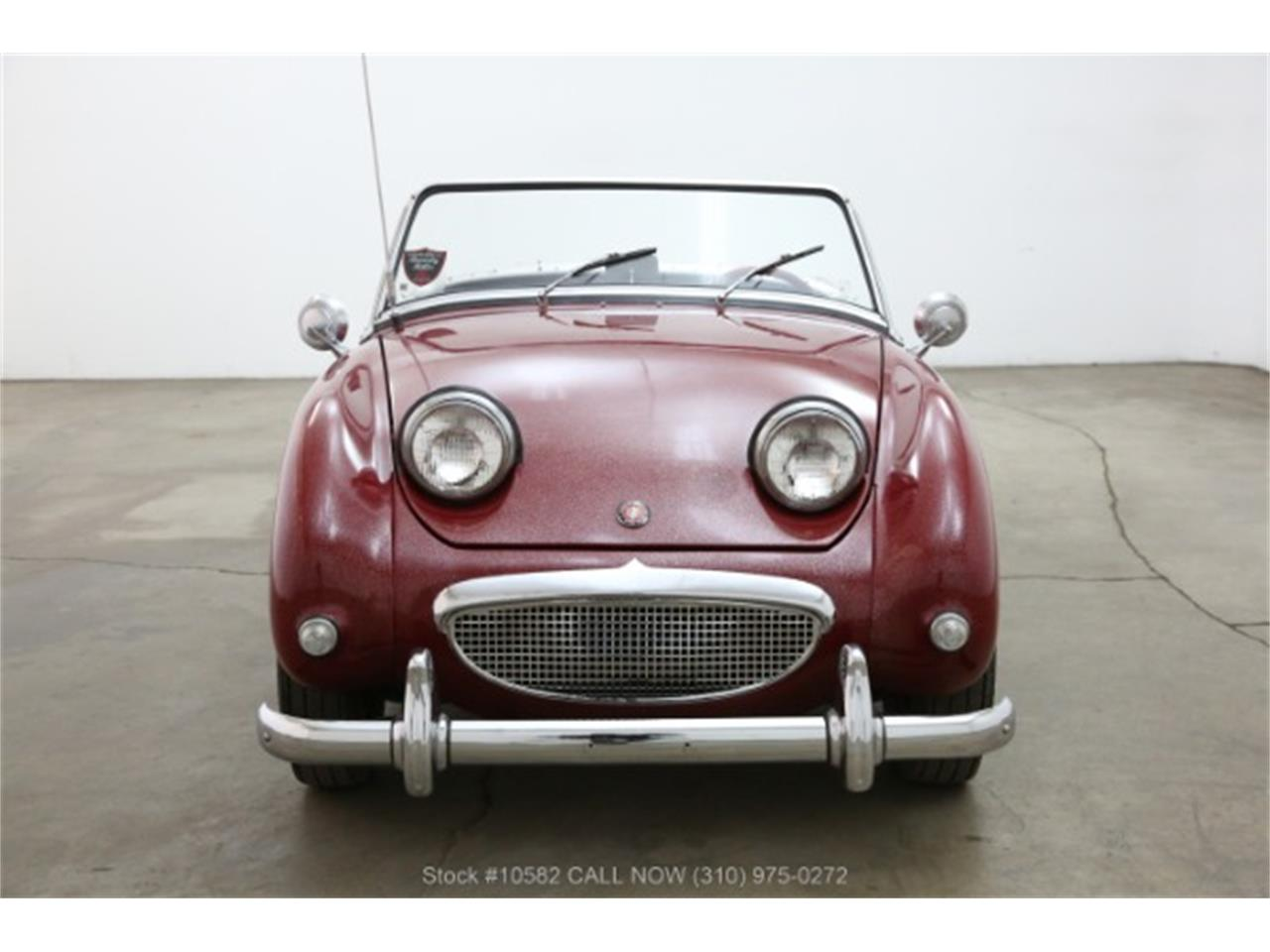 Large Picture of Classic 1960 Bugeye Sprite Offered by Beverly Hills Car Club - PKL4