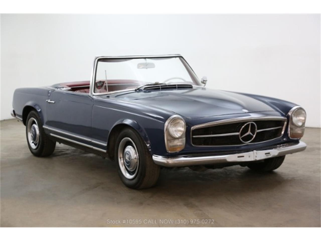1965 mercedes-benz 230sl for sale | classiccars | cc-1193083