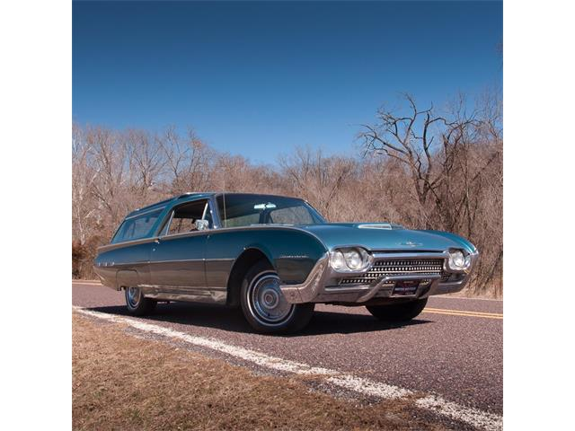 Picture of '62 Thunderbird - PKLJ