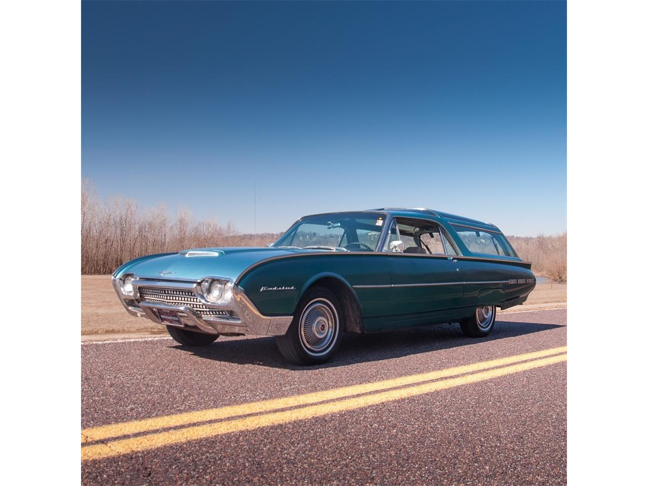 Large Picture of '62 Thunderbird - PKLJ