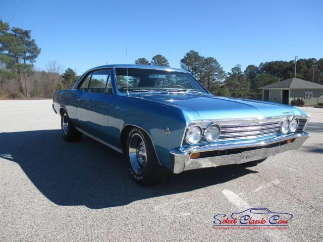 Picture of Classic '67 Chevelle Offered by  - PKLL