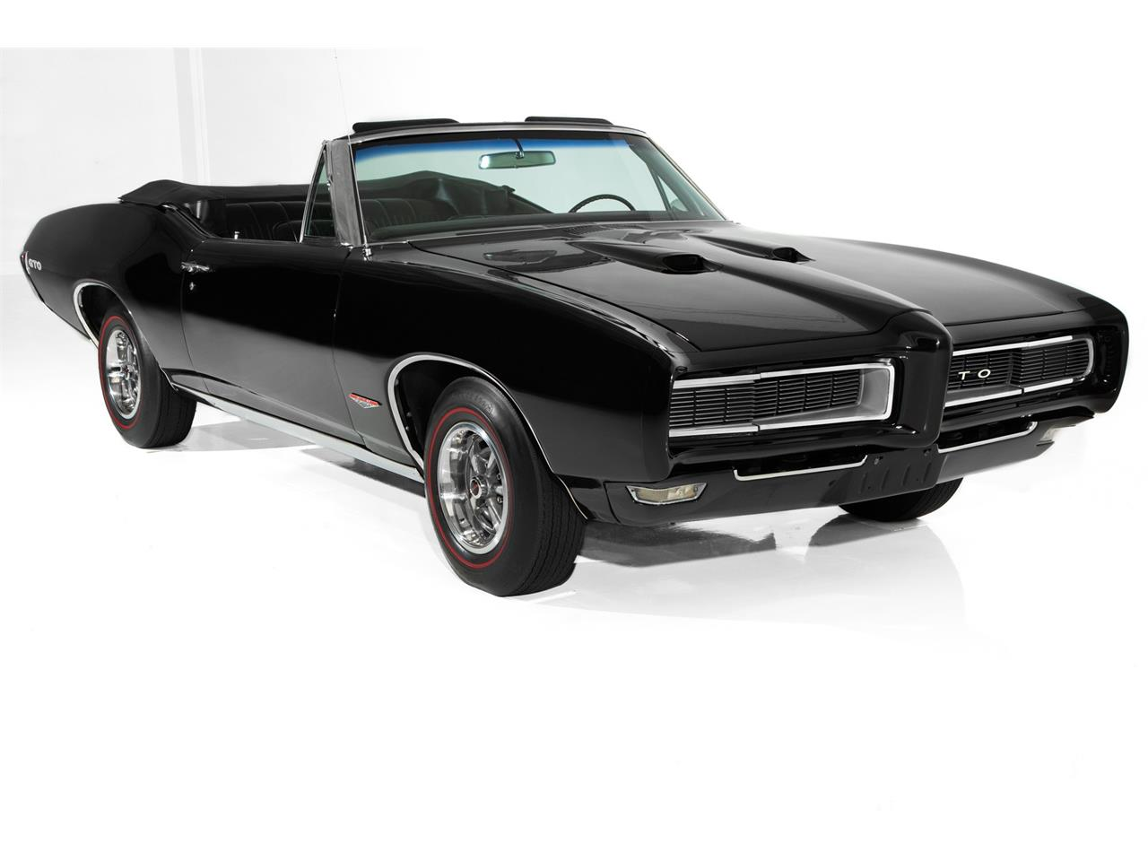 Large Picture of 1968 GTO located in Iowa Offered by American Dream Machines - PKMI