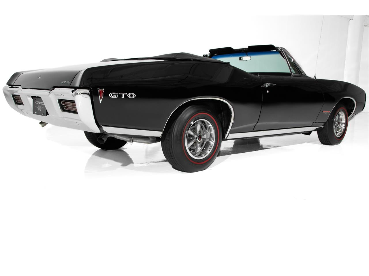 Large Picture of Classic 1968 Pontiac GTO Offered by American Dream Machines - PKMI