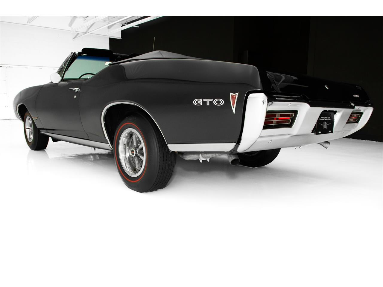 Large Picture of Classic 1968 GTO located in Des Moines Iowa - $59,900.00 Offered by American Dream Machines - PKMI