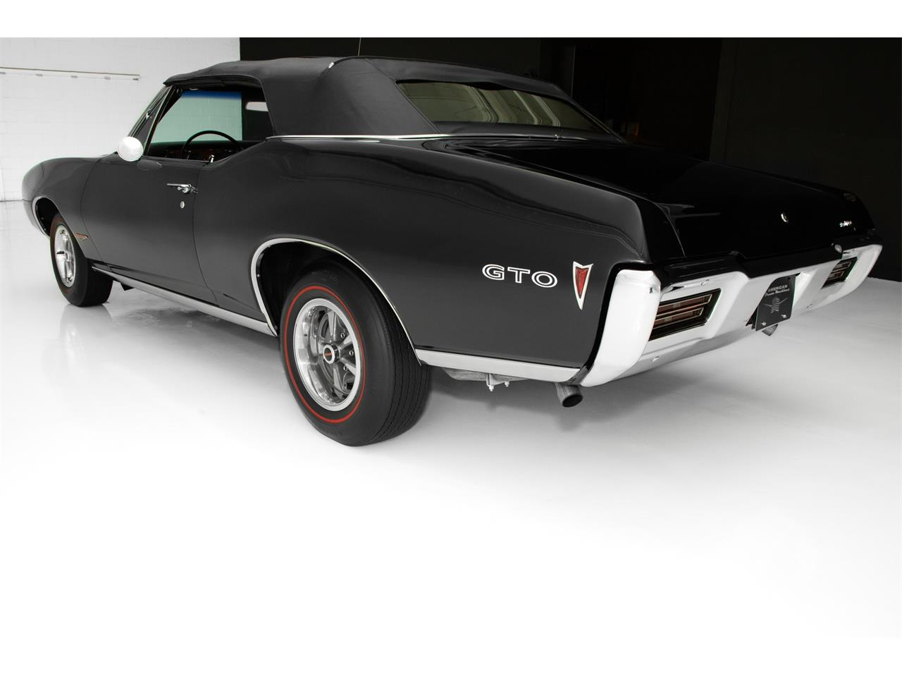 Large Picture of 1968 Pontiac GTO - $59,900.00 Offered by American Dream Machines - PKMI