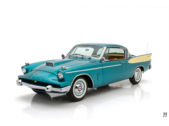 Picture of Classic '58 Packard Hawk - $89,500.00 Offered by  - PIGA