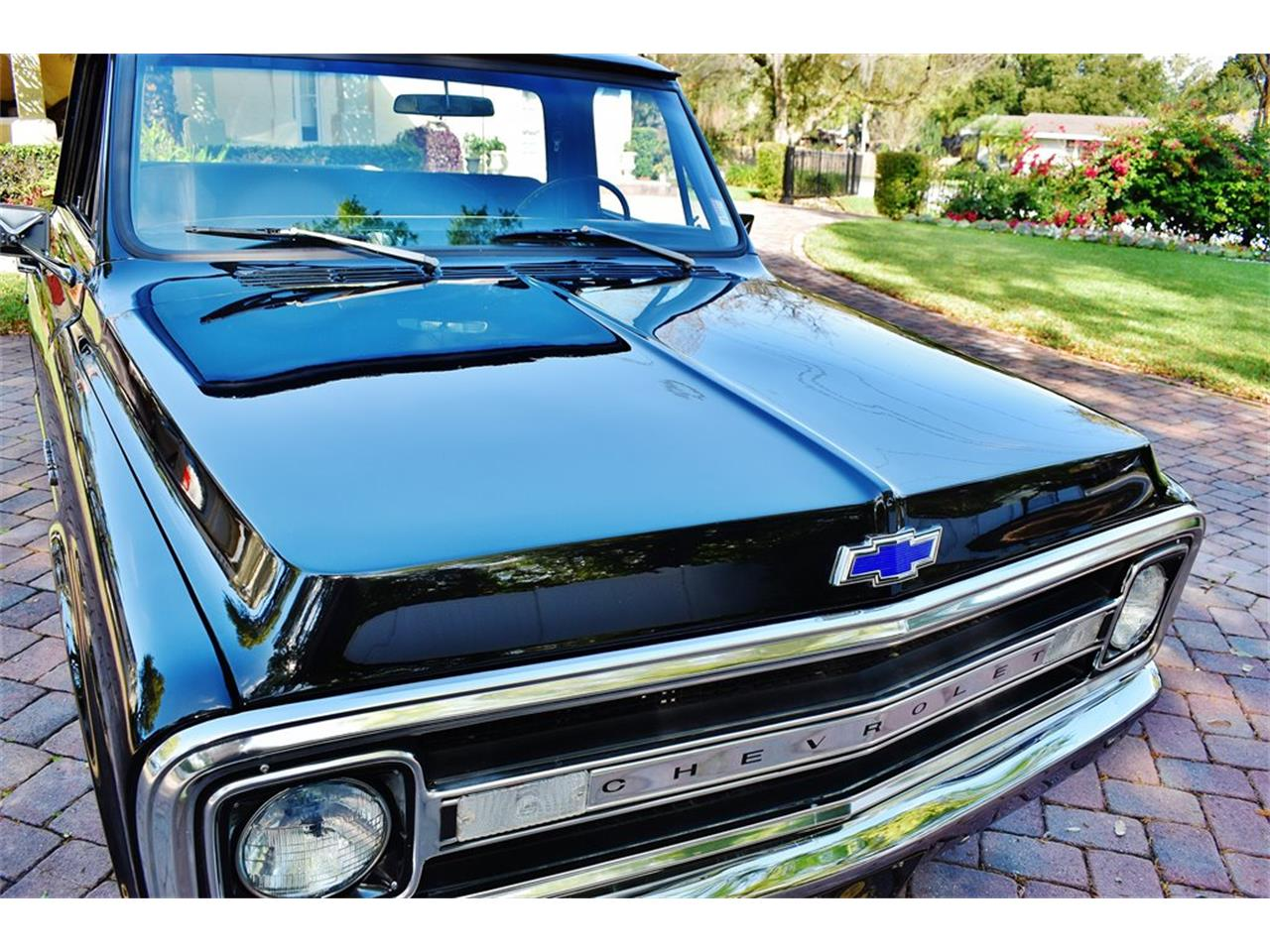 Large Picture of 1969 Chevrolet Stepside located in Lakeland Florida - $24,900.00 Offered by Primo Classic International LLC - PKMT