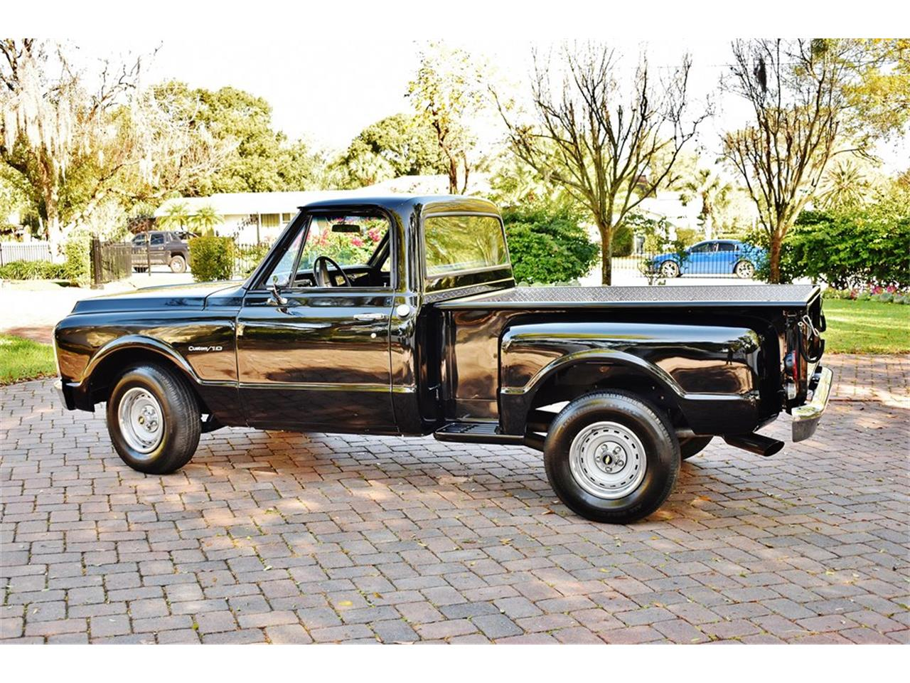 Large Picture of Classic 1969 Chevrolet Stepside located in Florida - PKMT