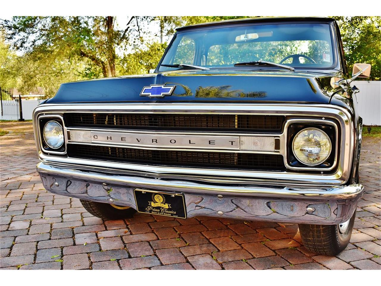 Large Picture of 1969 Chevrolet Stepside located in Lakeland Florida - PKMT