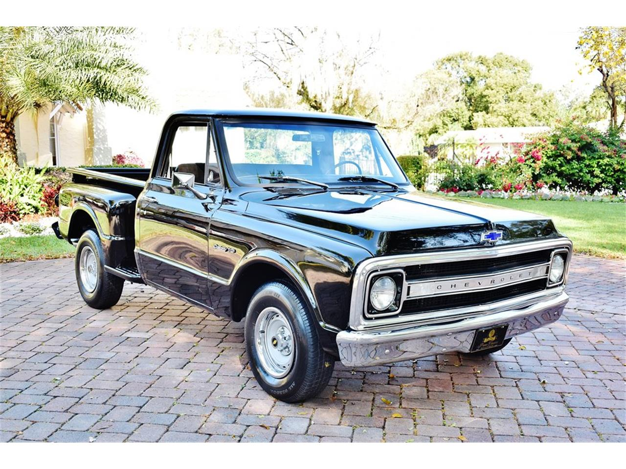 Large Picture of Classic '69 Chevrolet Stepside located in Florida - $24,900.00 - PKMT