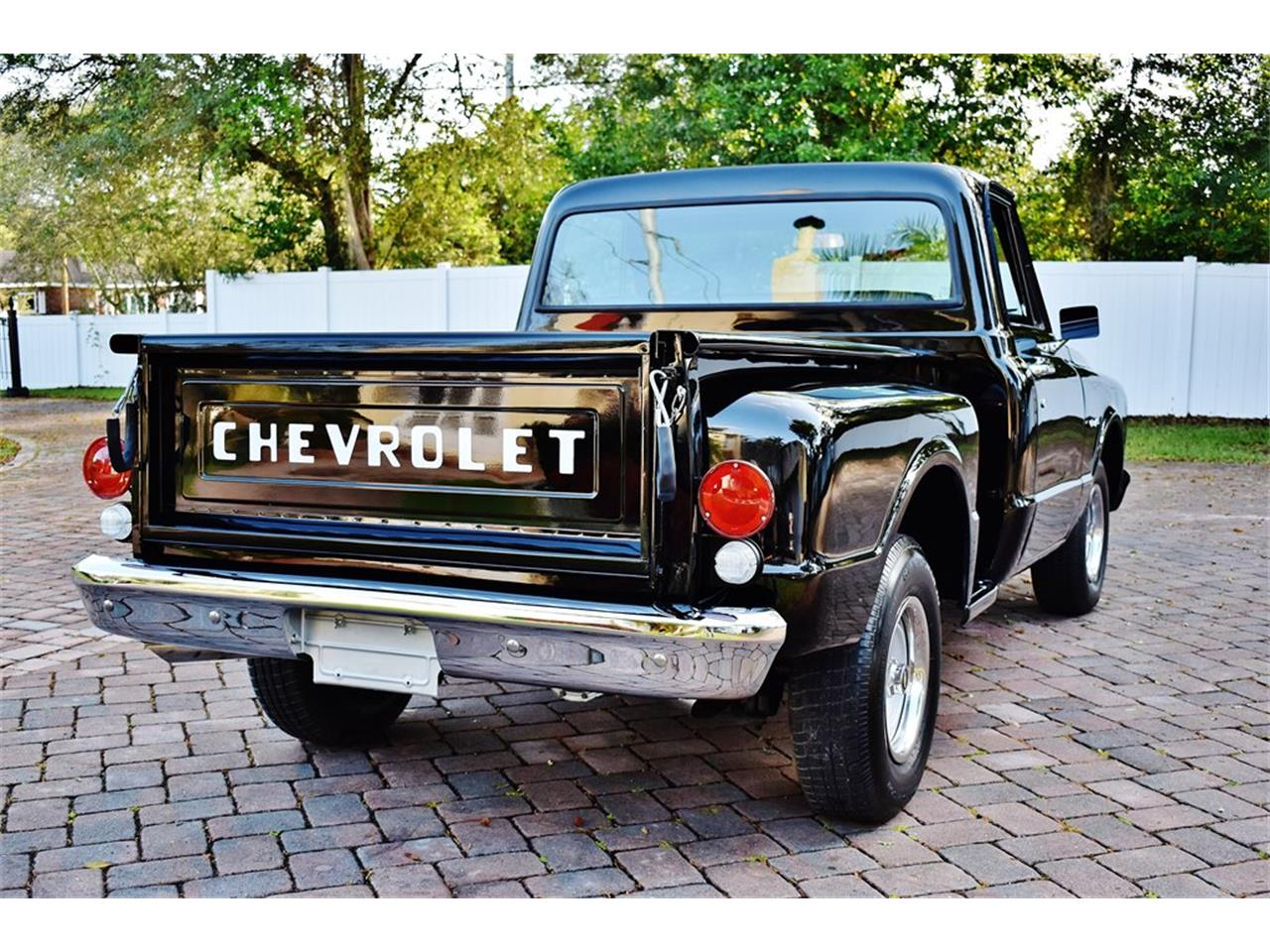 Large Picture of Classic 1969 Stepside - PKMT