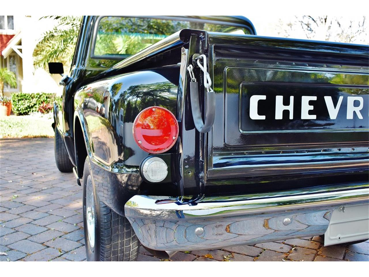 Large Picture of Classic '69 Chevrolet Stepside located in Lakeland Florida - $24,900.00 - PKMT