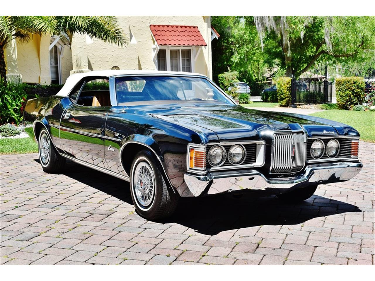 Large Picture of '71 Cougar - PKMW