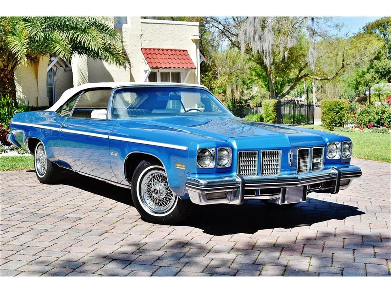 Large Picture of '75 Oldsmobile Delta 88 Offered by Primo Classic International LLC - PKMX