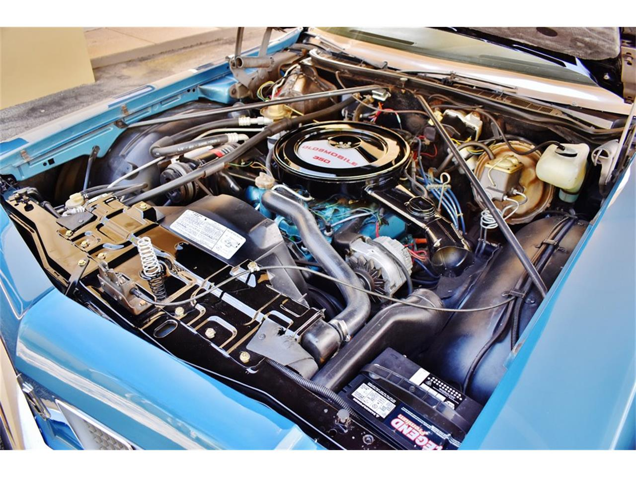 Large Picture of '75 Oldsmobile Delta 88 located in Florida Offered by Primo Classic International LLC - PKMX