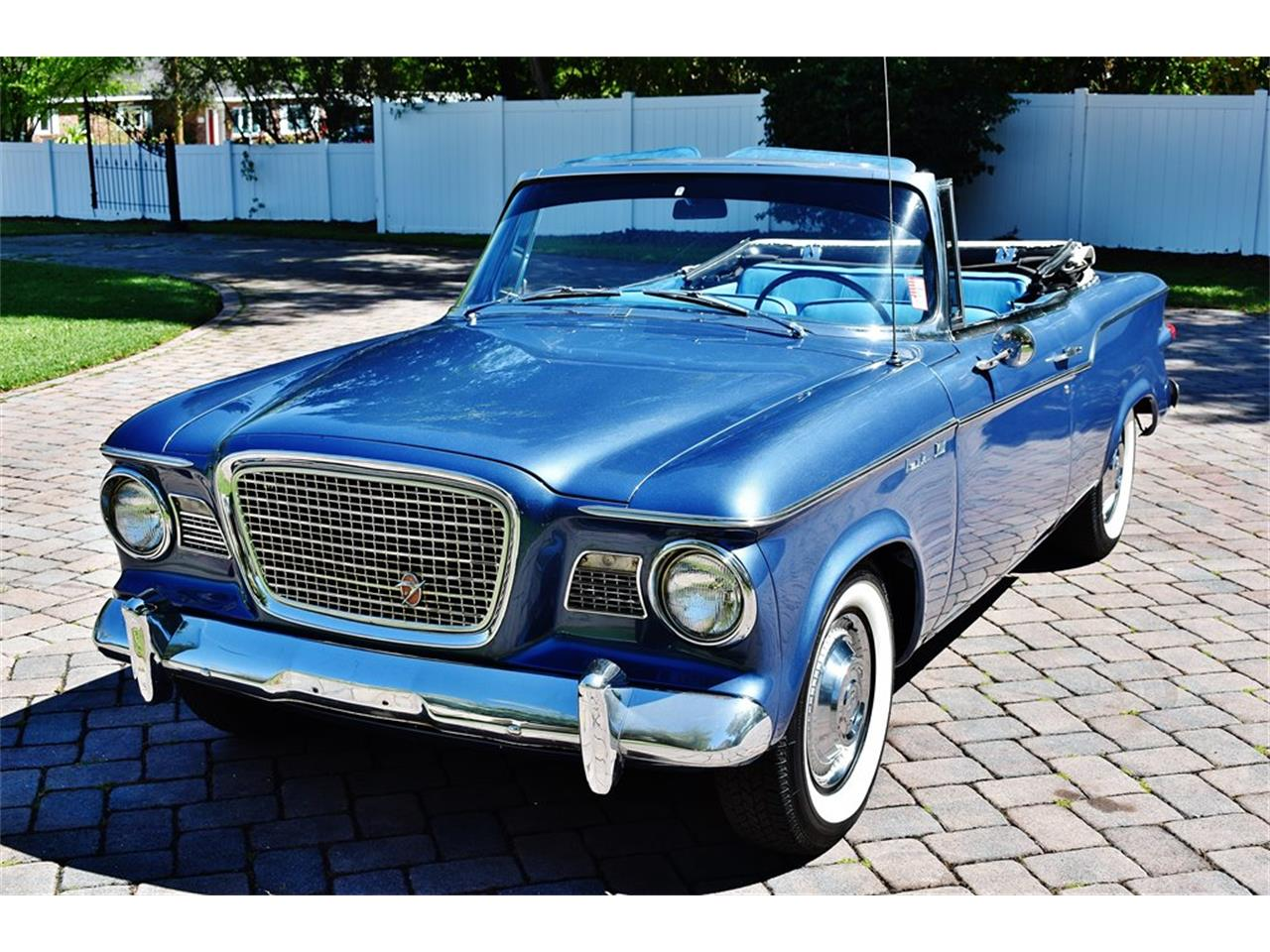 Large Picture of 1960 Lark located in Lakeland Florida Offered by Primo Classic International LLC - PKN0