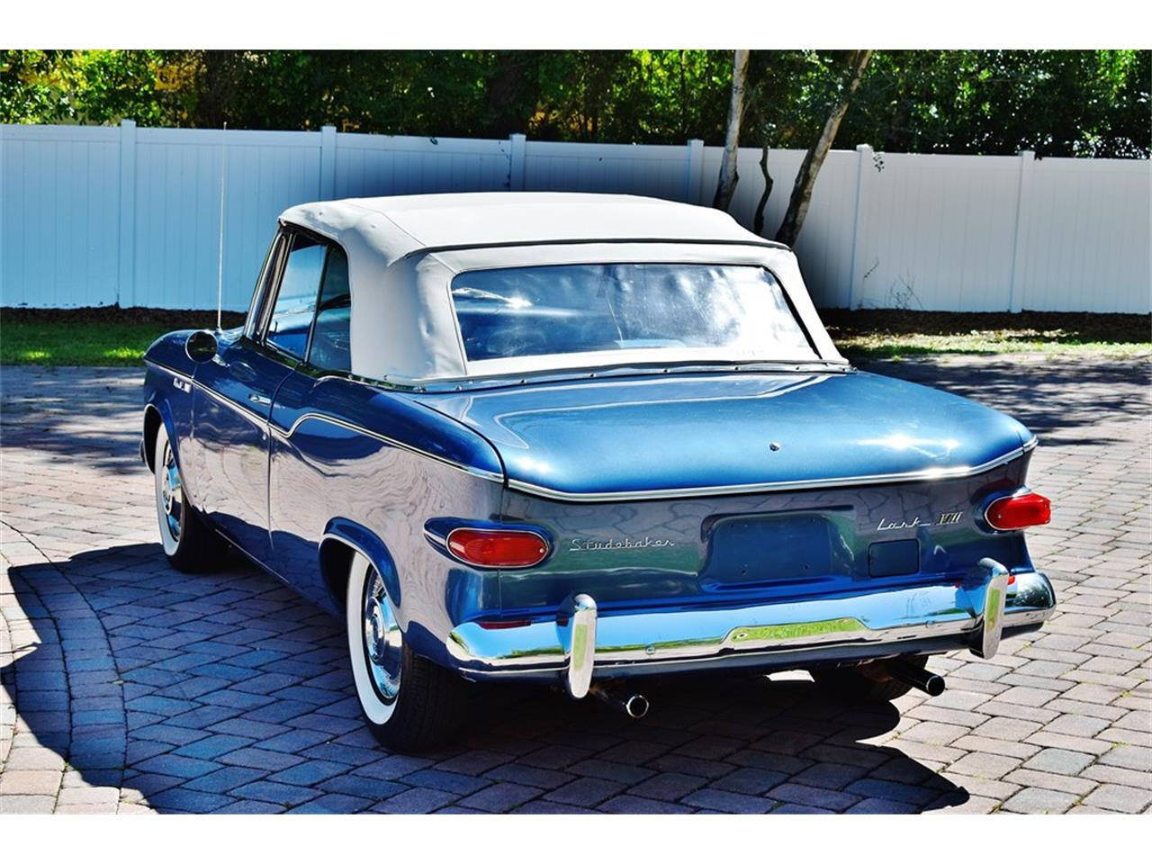 Large Picture of Classic '60 Studebaker Lark - $29,900.00 Offered by Primo Classic International LLC - PKN0