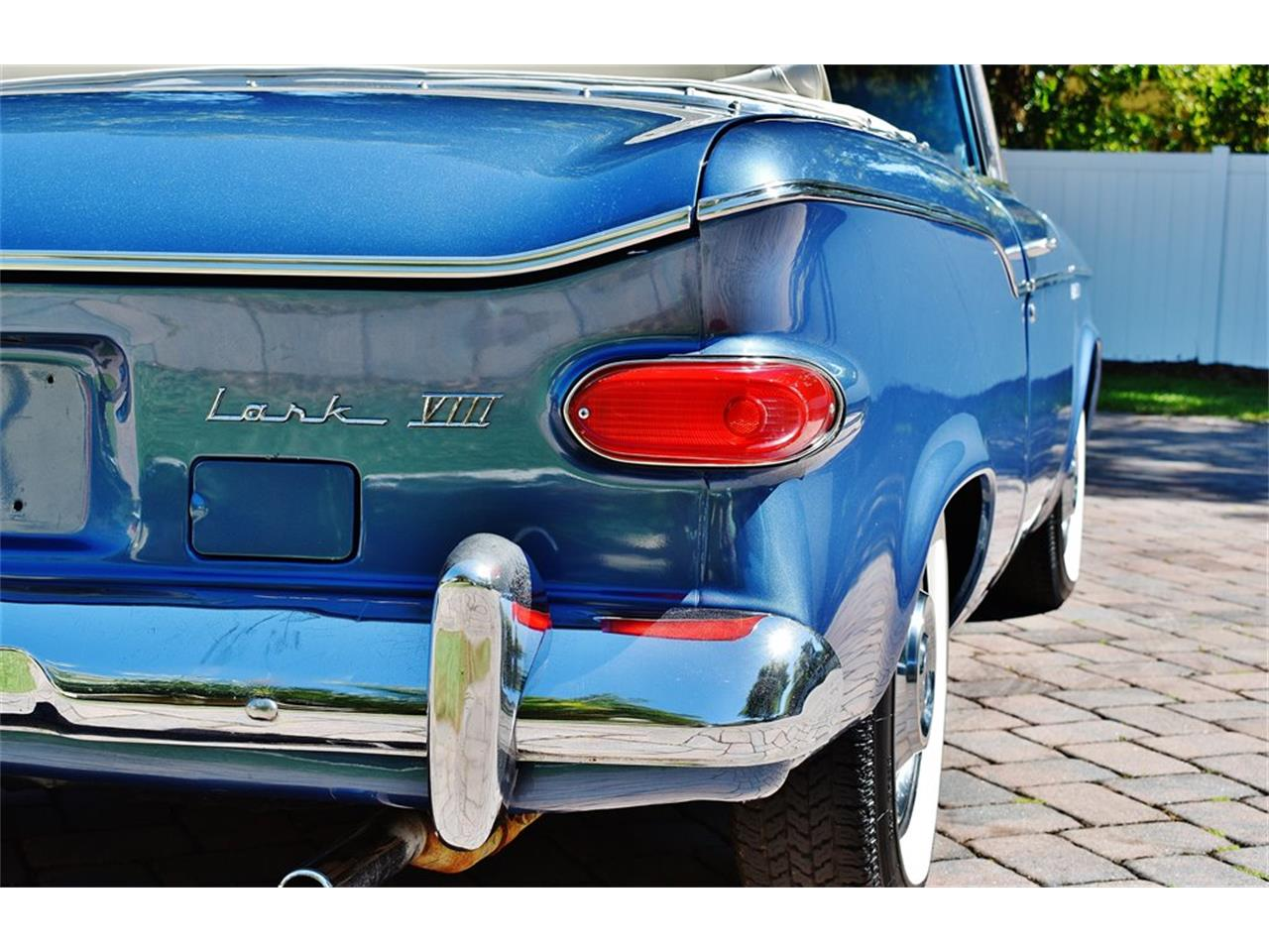Large Picture of Classic '60 Studebaker Lark located in Florida - $29,900.00 Offered by Primo Classic International LLC - PKN0