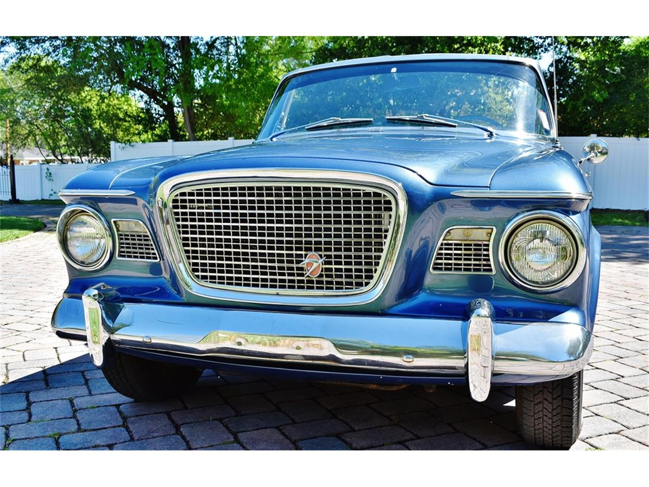 Large Picture of Classic '60 Studebaker Lark Offered by Primo Classic International LLC - PKN0