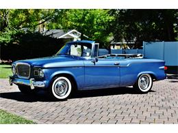 Picture of Classic '60 Studebaker Lark located in Lakeland Florida Offered by Primo Classic International LLC - PKN0