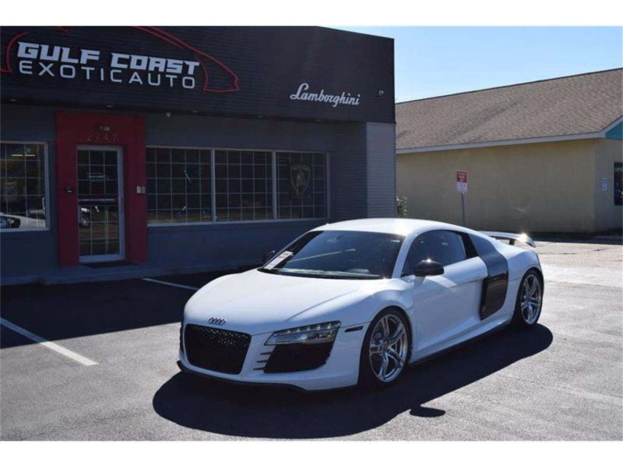 Large Picture of '09 R8 - PKNH