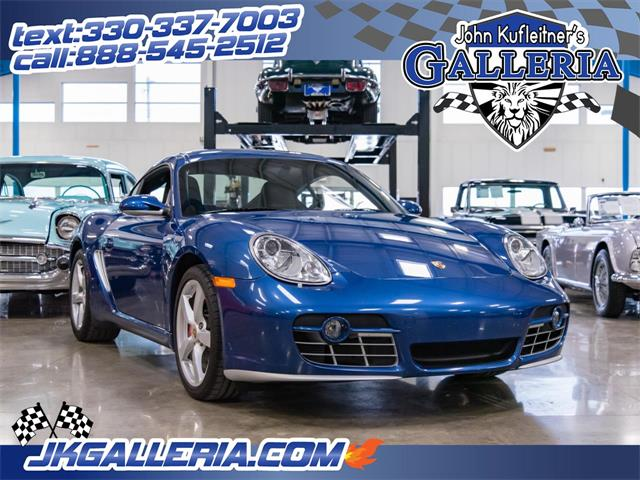 Picture of 2006 Porsche Cayman - $35,500.00 Offered by  - PIGE