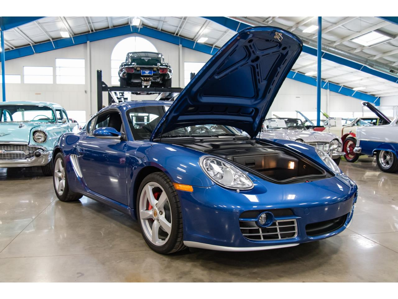 Large Picture of 2006 Porsche Cayman - PIGE