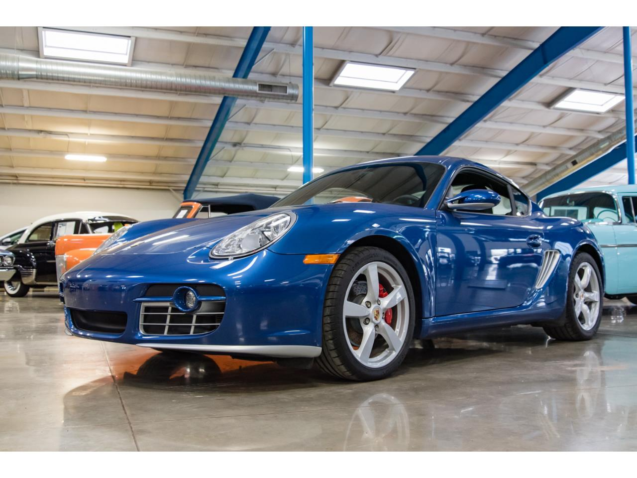 Large Picture of '06 Porsche Cayman located in Salem Ohio - PIGE